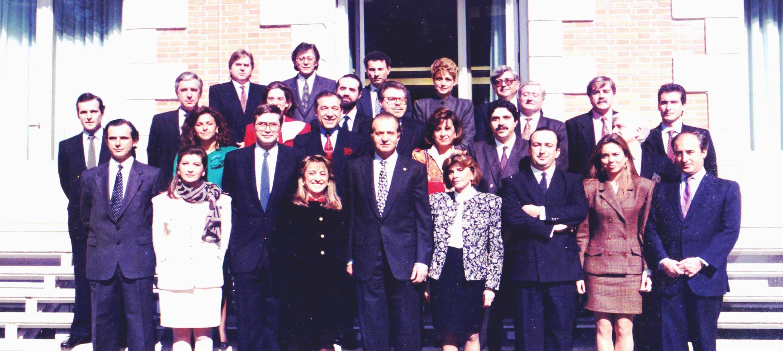 S.M. El Rey D. Juan Carlos I