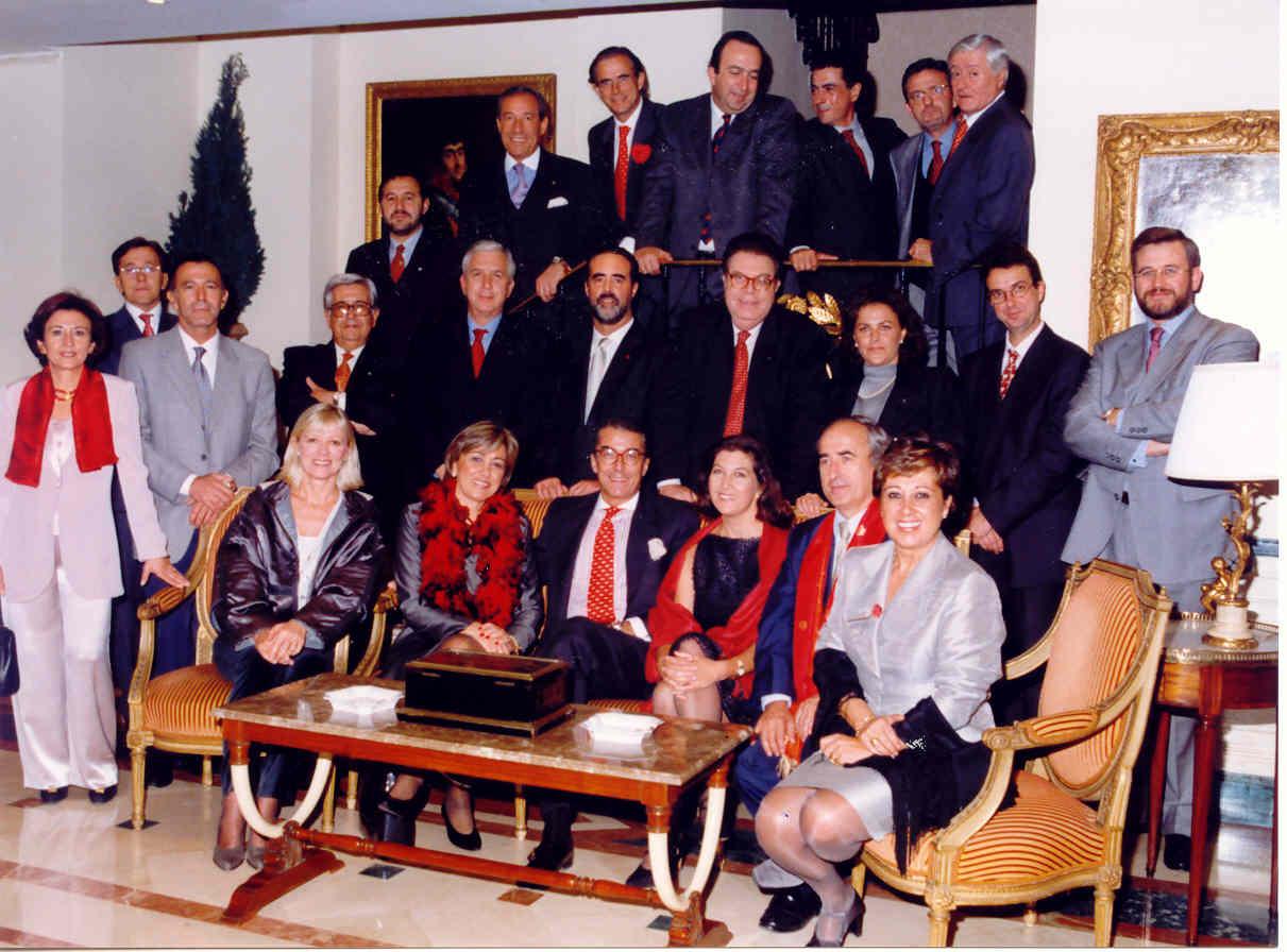 Los miembros del Club