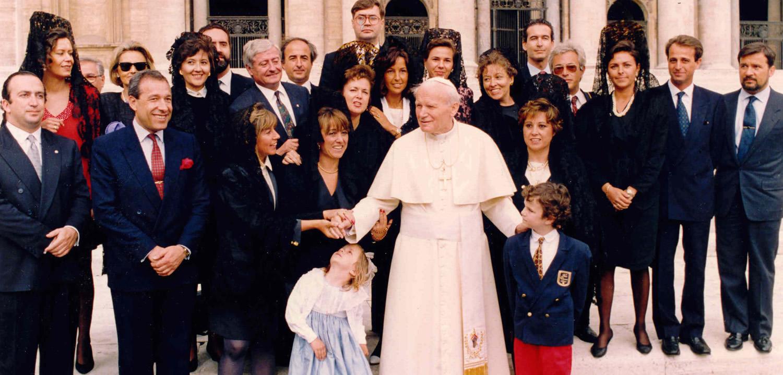 S.S. El Papa Juan Pablo II